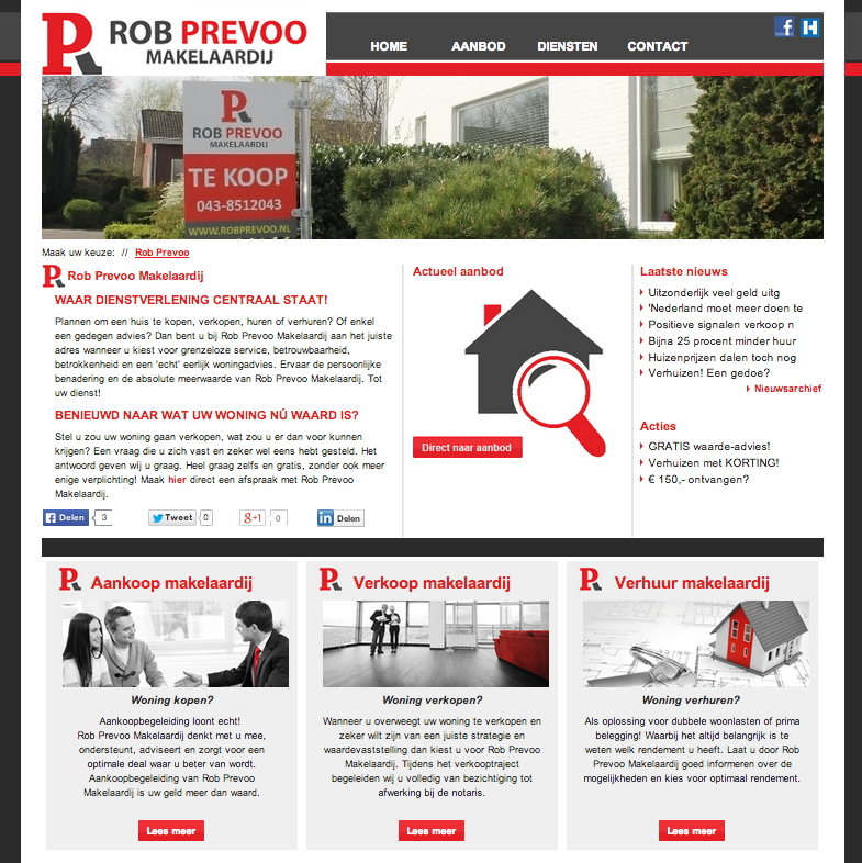website_RobPrevoo_nl
